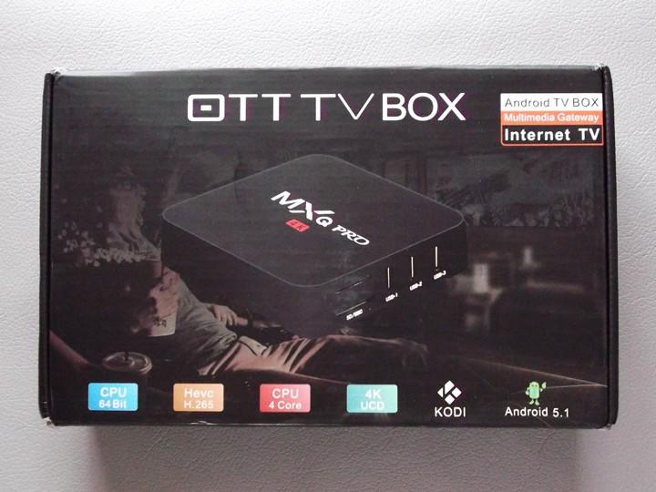 OTT TV BOX 4k ULTRA HD приставка - фото 2