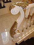 Лестницы на заказ из дуба в Алматы, фото 7