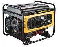 Бензиновый генератор KIPOR KGE 6500 Х/ХЗ