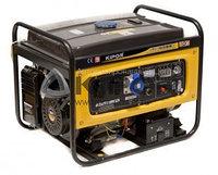 Бензиновый генератор KIPOR KGE 6500 Е/ЕЗ, фото 1