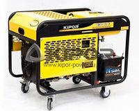 Бензиновый генератор KIPOR KGE 12 Е/ЕЗ, фото 1