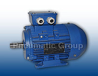 Электродвигатель 3 кВа АИР100S4 IM1081 380B 1500 об/мин, фото 1