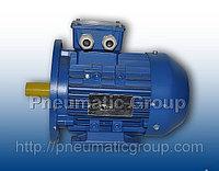 Электродвигатель 0,37 кВа АИР71Ф6 IM1081 380B 1000 об/мин