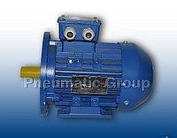 Электродвигатель 5,5 кВа АИР132S6 IM1081 380B1000 об/мин