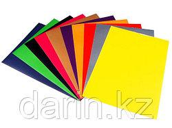 Картон + бумага цветные