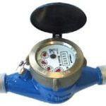 Домовой счетчик горячей воды СВГД 260мм (Диаметр, 25мм)