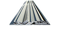 Шина алюминиевая АД31Т   5х50 (4 м)
