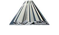 Шина алюминиевая АД31Т 10х60 (4 м)