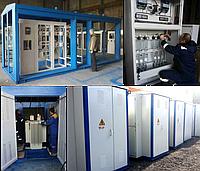 Изготовление вводно-распределительных устройств (ВРУ).