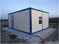 Модульные здания, быстровозводимые здания (изготовления)