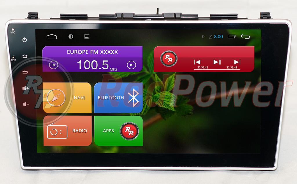 Автомагнитола Honda CR-V на OS Android