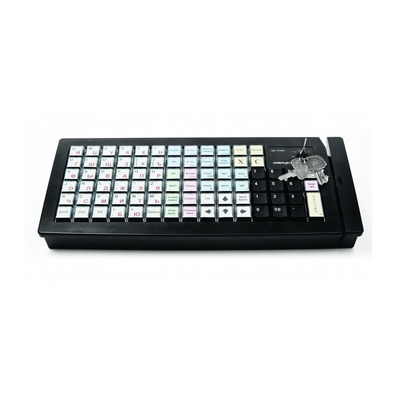 POS клавиатура Posiflex KB-6600U