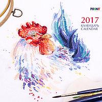 Календарь подвесной на 2017 год Panna, фото 1