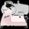 Слайсер - ломтерезка Berkel Red Line 250, цвет розовый