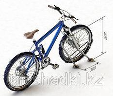 Велопарковка железная