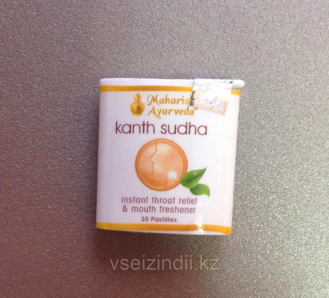 Кантх судха освежитель полости рта, антисептик -30табл