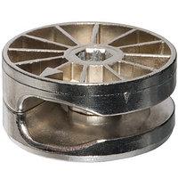 """Корпус """"Maxifix"""" SW6, 35 мм, никелированный, цинковое литье, внутренний шестигранник"""