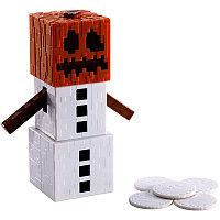 Minecraft Снежный Голем (15 см)