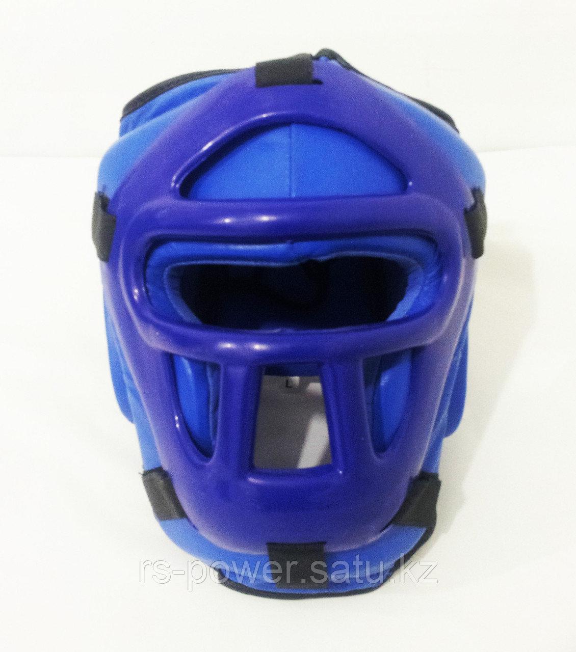 Шлем для каратэ закрытый