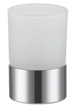 Стакан для зубных щеток с держателем настольный Fixsen Kvadro FX-126