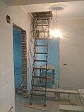 Монтаж чердачной лестницы  , фото 2