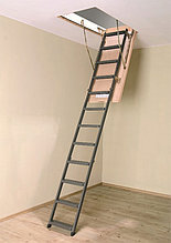 Монтаж / установка чердачных лестниц