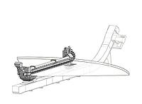 Зачистной конвейер Sweep Conveyor