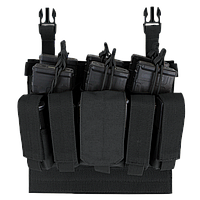 Condor Платформа с подсумками под 6 магазинов М4 и 6 пистолетных магазинов на Velcro Condor 221141: VAS Recon Mag Pouch