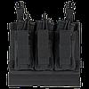 Condor Платформа с подсумками под 3 магазина М4 и 3 пистолетных магазина на Velcro Condor 221126: VAS Kangaroo Mag Panel