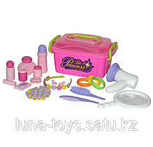 """Набор """"Маленькая принцесса"""" №7 (в контейнере)"""
