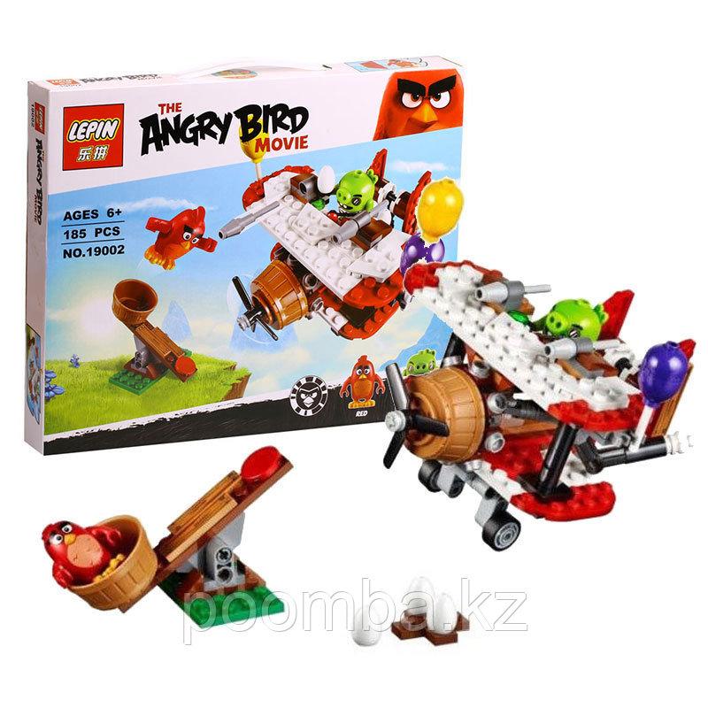 """Конструктор """"Angry Birds""""185дет."""