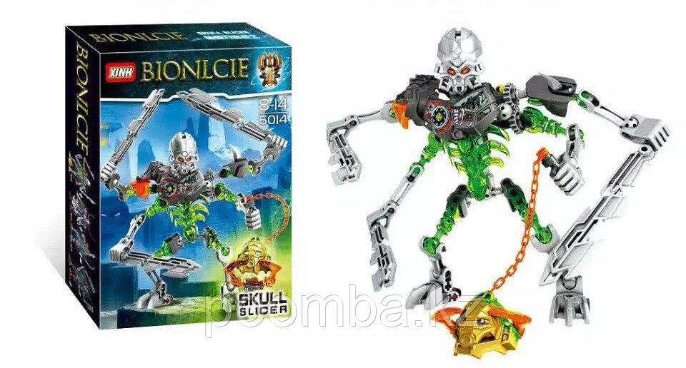 """Конструктор""""Bionicle Череп Рассекатель"""""""