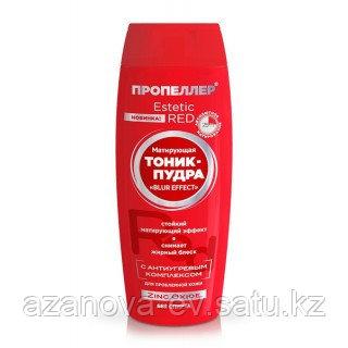 Тоник-пудра матирующая ПРОПЕЛЛЕР ESTETIC RED ZINC OXIDE 100 мл