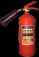 Огнетушитель углекислотный ОУ-3