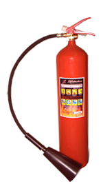Огнетушитель углекислотный ОУ-5, ВСЕ