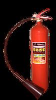 Огнетушитель углекислотный ОУ-5, АВСЕ