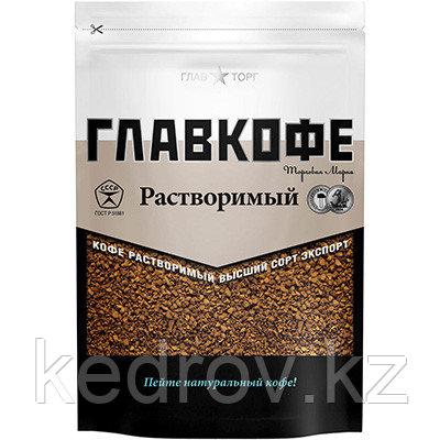 """""""ГЛАВКОФЕ Арабика"""" кофе сублимированный, 80 гр дой-пак."""
