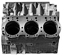 236-1002012-Е Блок цилиндров МАЗ, УРАЛ дв. ЯМЗ-236М2 нового образца