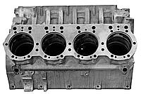 238-1002012-Д Блок цилиндров МАЗ, УРАЛ, КРАЗ дв. ЯМЗ-238М2 н/образца, унифицированный