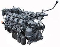 740-1000400 Двигатель КАМАЗ-5320, 55102 210 л. с. с оборудованием, без стартера и сцепления