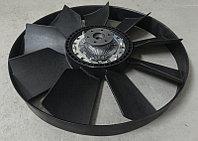 020003762 Вентилятор КАМАЗ с вязкомуфтой и обечайкой 754/758 мм 020003762 (Borg Warner)