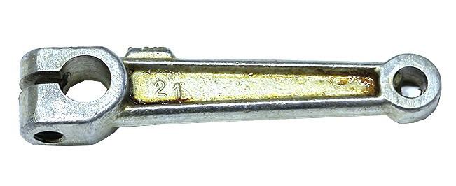 70Х-1108043 Рычаг системы управления подачи топлива МТЗ