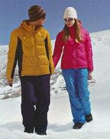 Пуховики и костюмы для лыж и с...