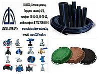 Полимерные (пластиковые) люки 1,5-34 кг