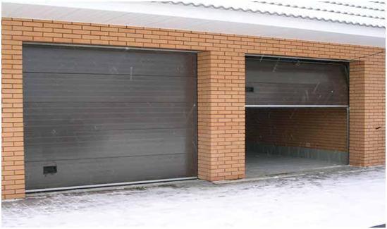 Horman гаражные ворота