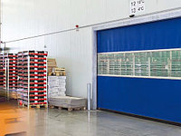 Промышленные скоростные ворота Hormann