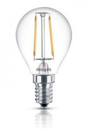 Филаментная лампа Philips LED Classic 2700k 2W