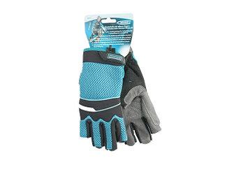 (90317) Перчатки  комбинированные облегченные, открытые пальцы, XL// GROSS