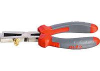 (17715) Клещи для снятия изоляции, 160мм, двухкомпонентные рукоятки