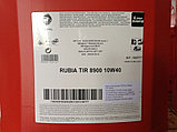 Total Rubia 8900 10w40 дизельное синтетическое масло 20л., фото 2